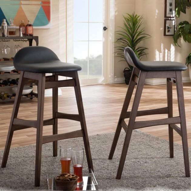 На фото: Барний стілець Bloom (20915), Барні стільці і столи Home4You, каталог, ціна