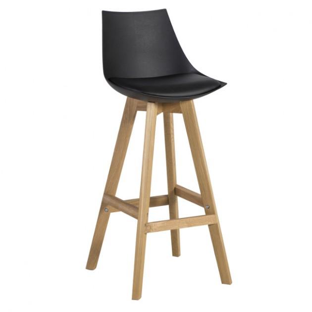 На фото: Барний стілець Sonja (37014), Барні стільці і столи Home4You, каталог, ціна