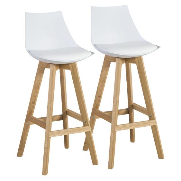 На фото: Барний стілець Sonja (37012), Барні стільці і столи Home4You, каталог, ціна