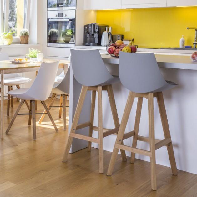 На фото: Барний стілець Sonja (37013), Барні стільці і столи Home4You, каталог, ціна