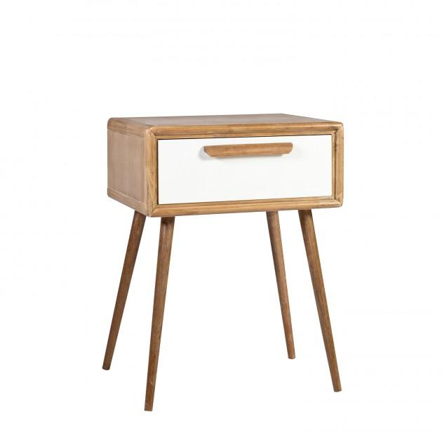 На фото: Допоміжний столик Vespa (75419), Столи і столики Home4You, каталог, ціна