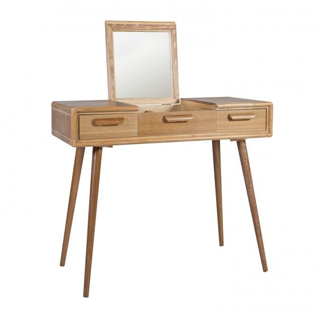 На фото: Вбиральний столик Vespa (75421), Столи і столики Home4You, каталог, ціна
