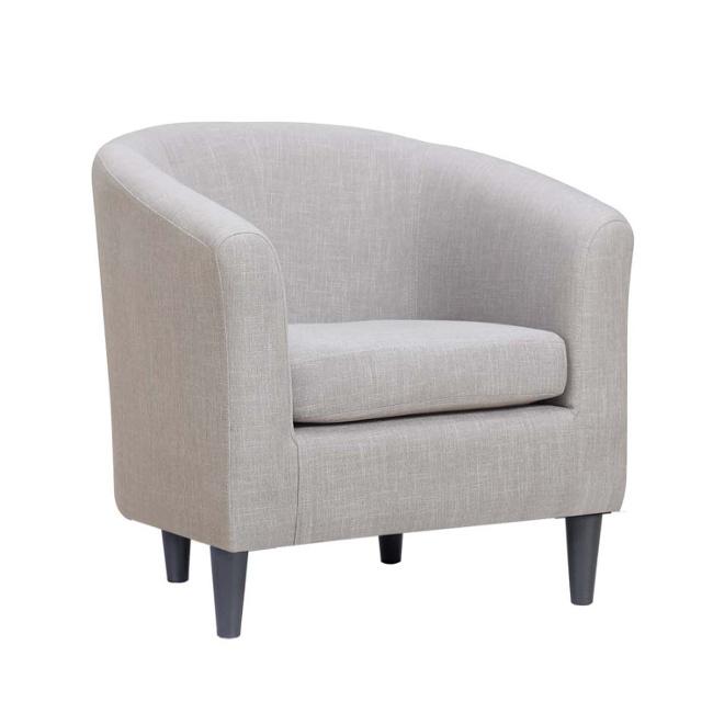 На фото: М'яке крісло Wester (2157), М'які крісла Home4You, каталог, ціна