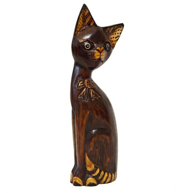 На фото: Кіт Тік-Так (700112), Декоративні фігурки Вілла Ванілла, каталог, ціна