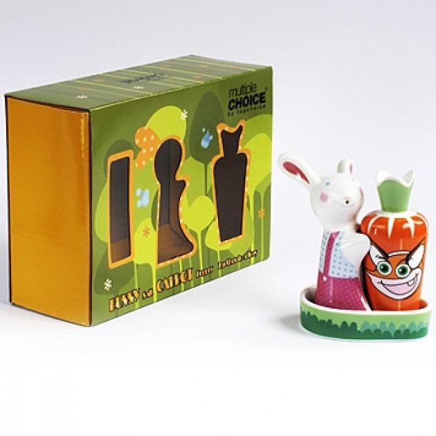На фото: Набір Кролик Банні (710009), Чашки та кружки TopChoice, каталог, ціна