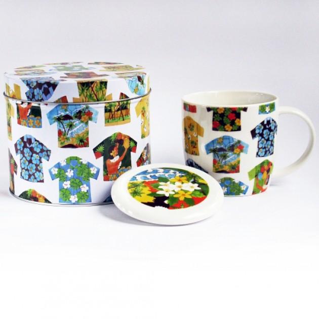 На фото: Чашка Хочу на Море (710018), Чашки та кружки TopChoice, каталог, ціна