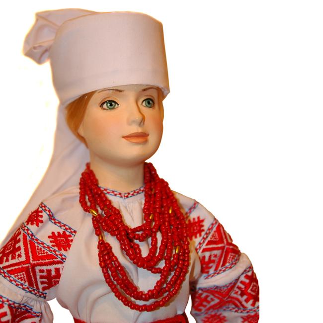 """На фото: Кукла """"Полісся Рівне"""" (1900002), Декоративні фігурки , каталог, ціна"""