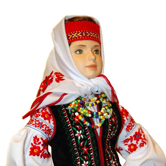 """На фото: Кукла """"Опілля Львівщина"""" (1900003), Декоративні фігурки , каталог, ціна"""