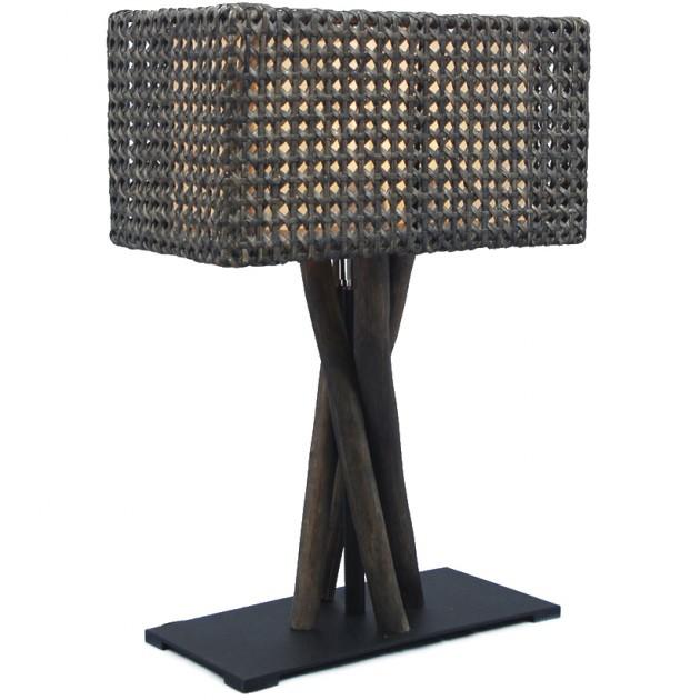 На фото: Настольная лампа Jungle (300306), Декоративні світильники Вілла Ванілла, каталог, ціна