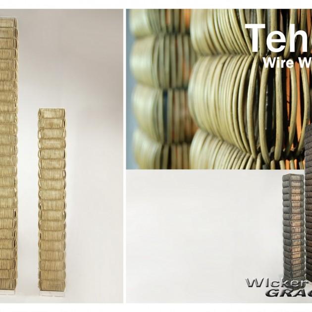 На фото: Напольна лампа Tehon L (400042), Декоративні світильники Вілла Ванілла, каталог, ціна