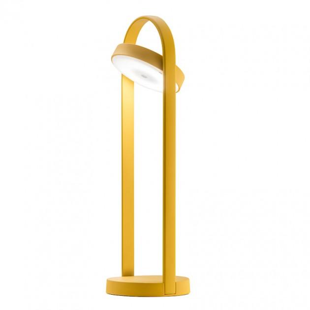 На фото: Настільна лампа Giravolta 1799 (GV500GI100E), Настільні лампи Pedrali, каталог, ціна