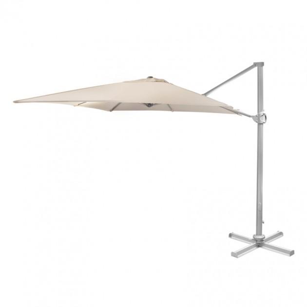 На фото: Квадратна парасоля Roma (11895), Консольні парасолі Garden4You, каталог, ціна