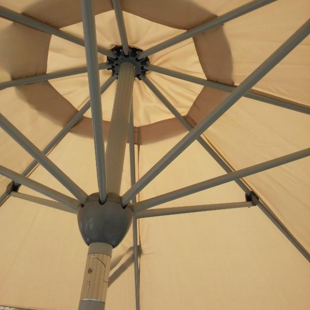 На фото: Кругла парасоля Villa-300 (6130048), Стандартні парасолі Вілла Ванілла, каталог, ціна