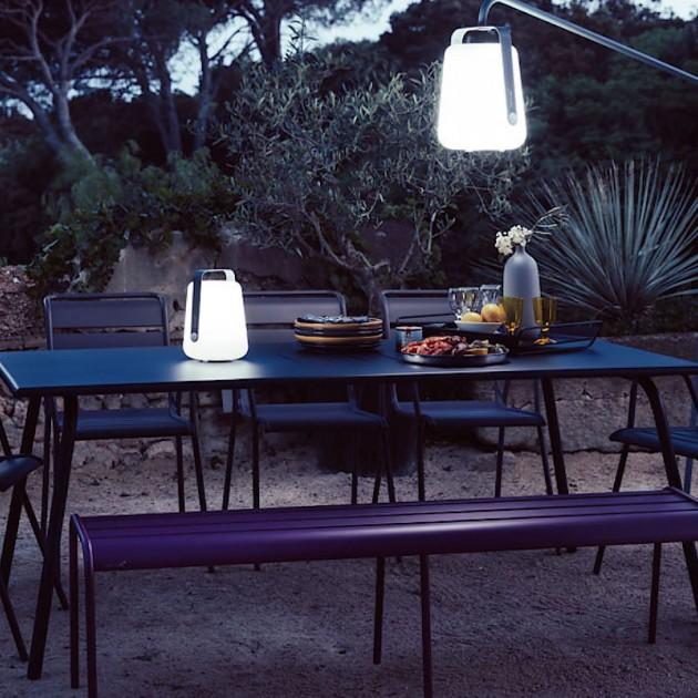 На фото: Підлоговий світильник Balad h25 Cactus (363182), Підлогові світильники Fermob, каталог, ціна