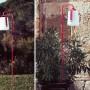 На фото: Підлоговий світильник Balad h25 Pink Praline (363193), Підлогові світильники Fermob, каталог, ціна