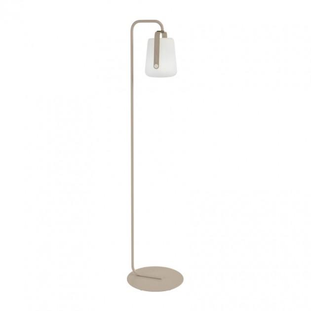 На фото: Підлоговий світильник Balad h25 Nutmeg (363114), Підлогові світильники Fermob, каталог, ціна