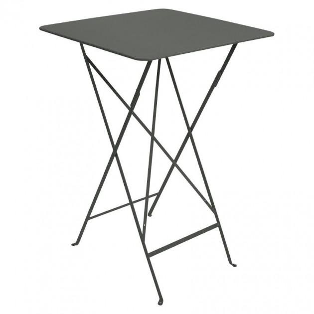 На фото: Барний стіл Bistro 0250 Rosemary (025048), Барний стіл Bistro Fermob, каталог, ціна