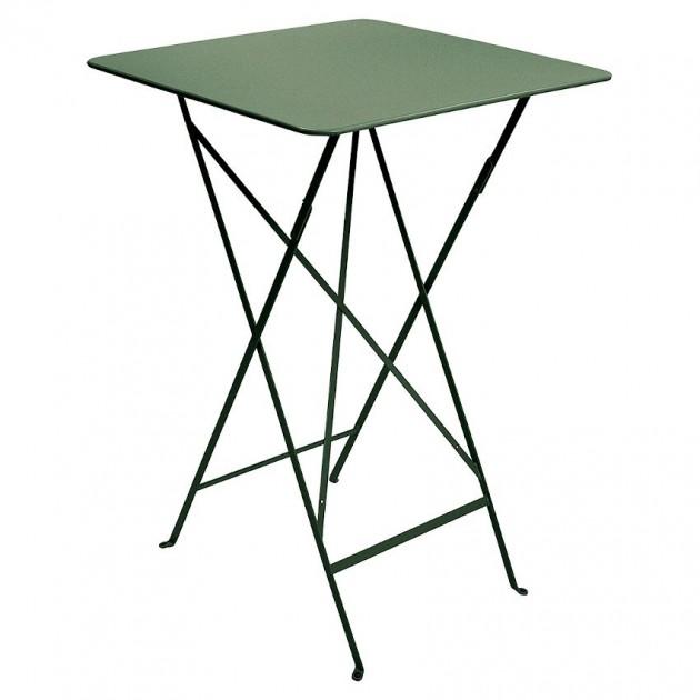 На фото: Барний стіл Bistro 0250 Cactus (025082), Барний стіл Bistro Fermob, каталог, ціна