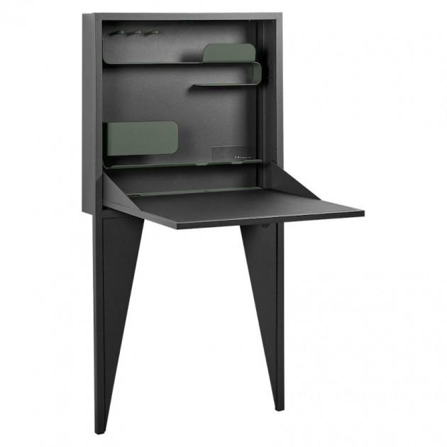 На фото: Письмовий стіл Face-a-Face Rosemary (32094748), Письмові столи Fermob, каталог, ціна