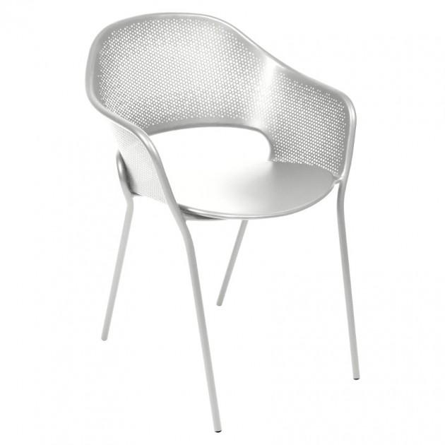 На фото: Садове крісло Kate (730238), Крісло Kate Fermob, каталог, ціна