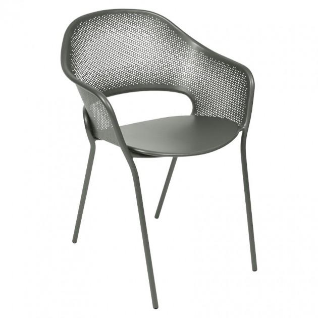 На фото: Садове крісло Kate (730248), Крісло Kate Fermob, каталог, ціна
