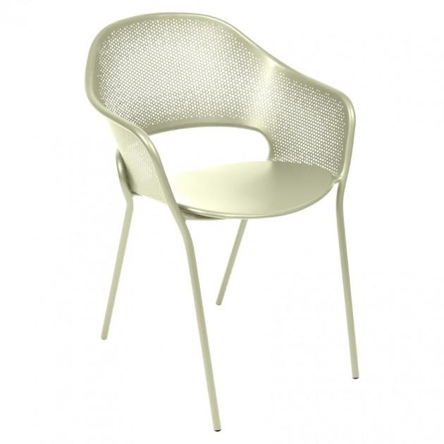 На фото: Садове крісло Kate (730265), Крісло Kate Fermob, каталог, ціна