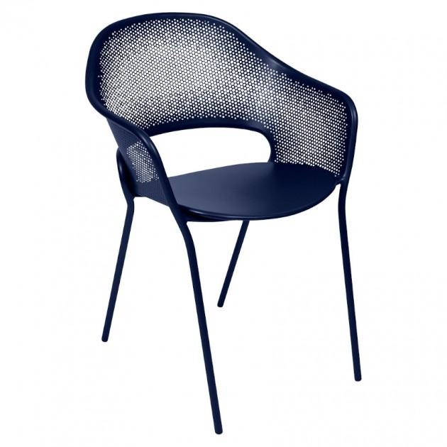 На фото: Садове крісло Kate (730292), Крісло Kate Fermob, каталог, ціна