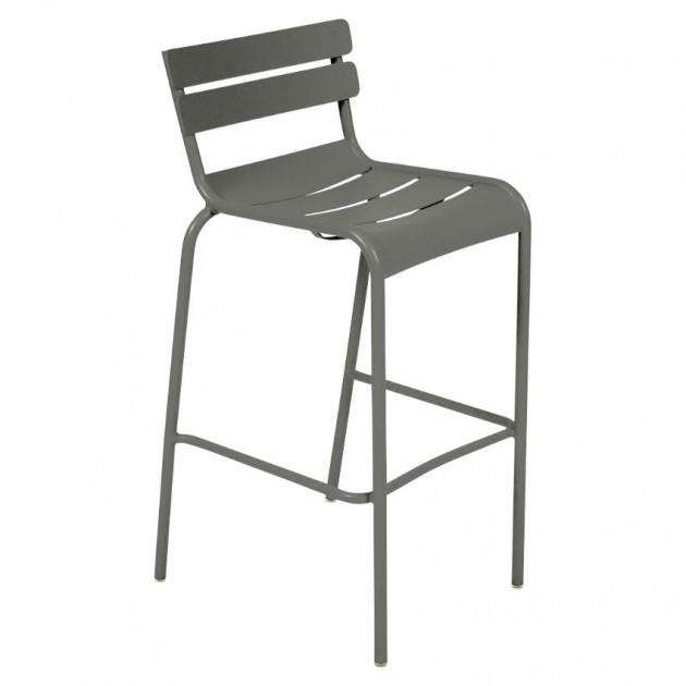 На фото: Барний стілець Luxembourg 4103 Rosemary (410348), Барні стільці Fermob, каталог, ціна