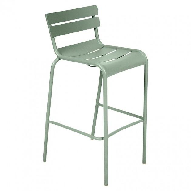 На фото: Барний стілець Luxembourg 4103 Cactus (410382), Барні стільці Fermob, каталог, ціна