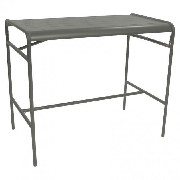 На фото: Барний стіл Luxembourg 4141 Rosemary (414148), Барні столи Fermob, каталог, ціна