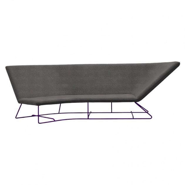 На фото: Вуличний диван Ultrasofa (62412878), Диван Ultrasofa Fermob, каталог, ціна