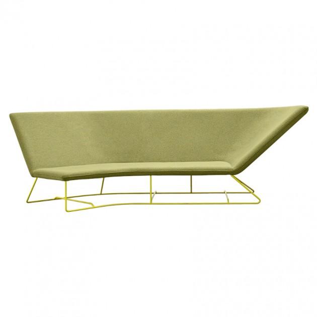 На фото: Вуличний диван Ultrasofa (62412977), Диван Ultrasofa Fermob, каталог, ціна