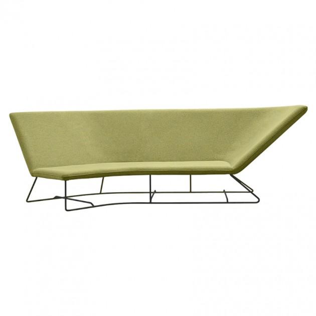 На фото: Вуличний диван Ultrasofa (62414277), Диван Ultrasofa Fermob, каталог, ціна
