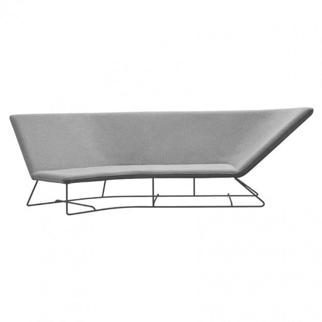 На фото: Вуличний диван Ultrasofa (62414736), Диван Ultrasofa Fermob, каталог, ціна