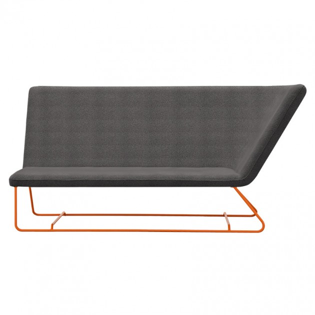 На фото: Вуличний диван Ultrasofa (62422778), Двомісний диван Ultrasofa Fermob, каталог, ціна