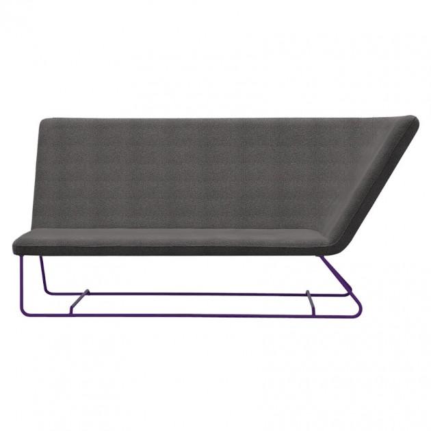 На фото: Вуличний диван Ultrasofa (62422878), Двомісний диван Ultrasofa Fermob, каталог, ціна