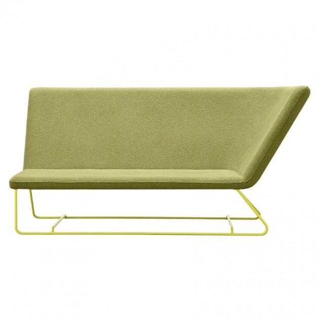 На фото: Вуличний диван Ultrasofa (62422977), Двомісний диван Ultrasofa Fermob, каталог, ціна