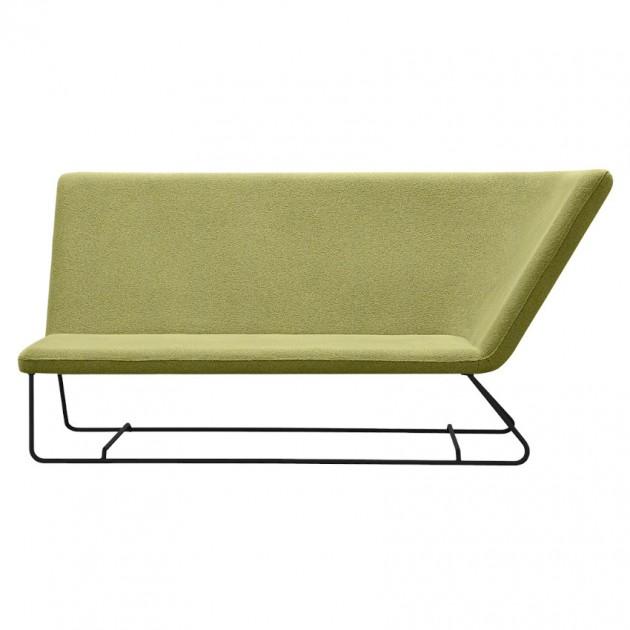 На фото: Вуличний диван Ultrasofa (62424277), Двомісний диван Ultrasofa Fermob, каталог, ціна