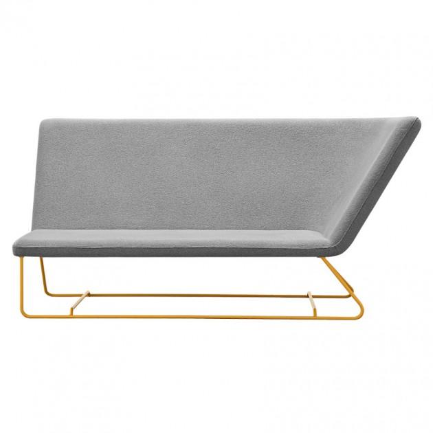 На фото: Вуличний диван Ultrasofa (62427336), Двомісний диван Ultrasofa Fermob, каталог, ціна