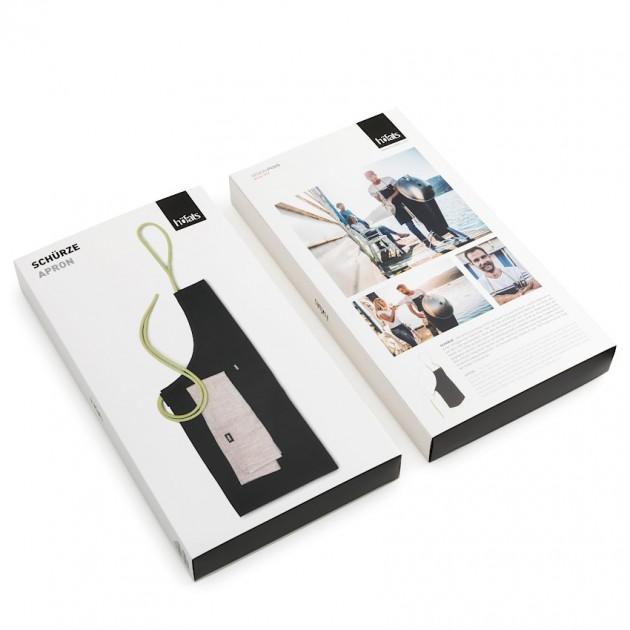 На фото: Фартух Apron (030201), Грилі і BBQ Höfats, каталог, ціна