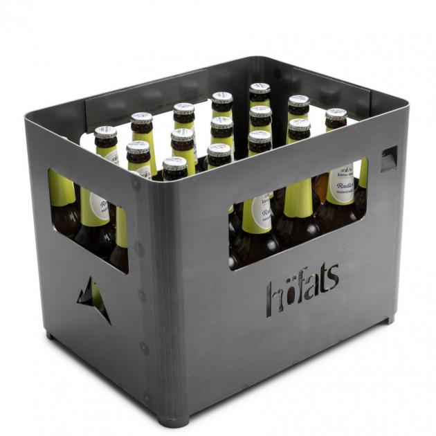 На фото: Вогнище гриль Beer Box (070101), Грилі і BBQ Höfats, каталог, ціна