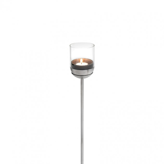 На фото: Стійка Gravity Candle Pole (080301), Садові аксесуари Höfats, каталог, ціна