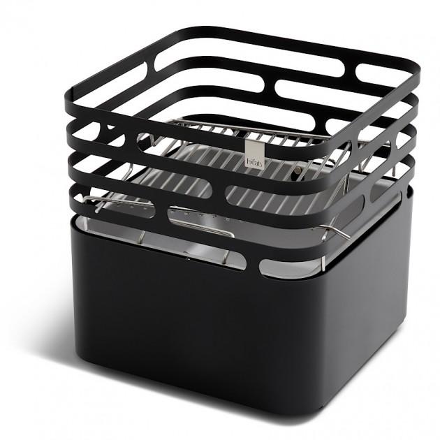 На фото: Решітка для гриля Cube Grid (020301), Грилі і BBQ Höfats, каталог, ціна