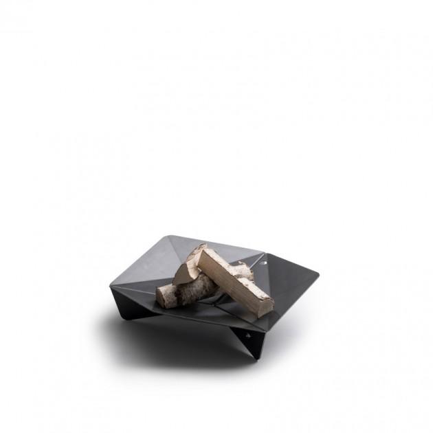 На фото: Вогнище - гриль Triple 65 (050101), Грилі і BBQ Höfats, каталог, ціна