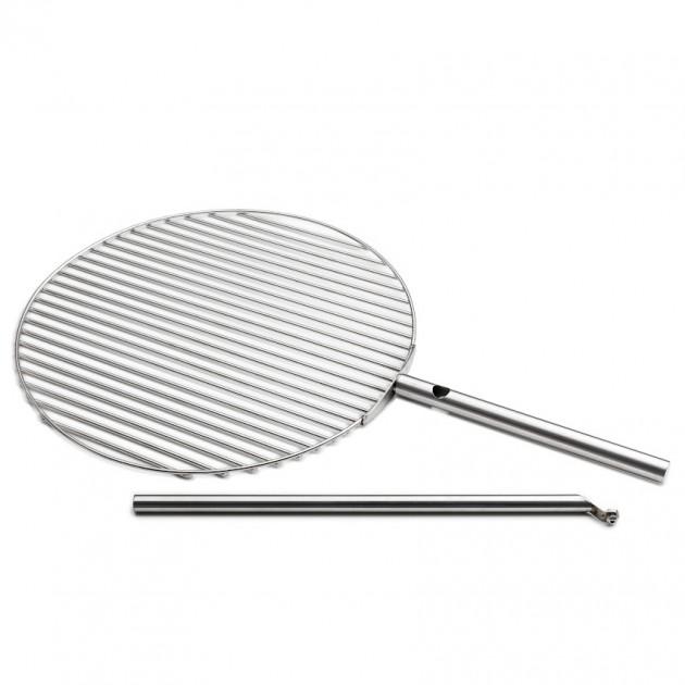 На фото: Решітка для гриля Triple Grid 55 (050302), Грилі і BBQ Höfats, каталог, ціна