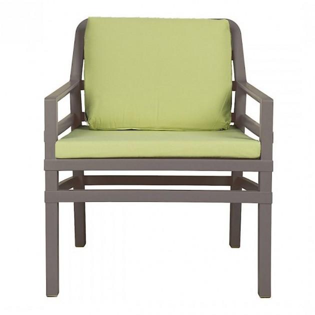На фото: Крісло Aria Tortora (40330.10.061.061), Пластикові крісла Nardi, каталог, ціна