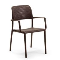 На фото: Стілець Bora Caffe (40242.05.000), Пластикові стільці Nardi, каталог, ціна
