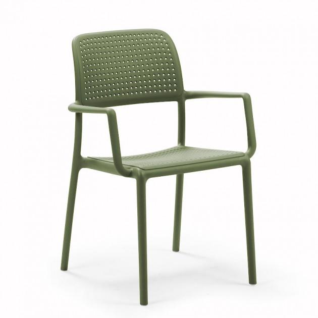 На фото: Стілець Bora Agave (40242.16.000), Пластикові стільці Nardi, каталог, ціна