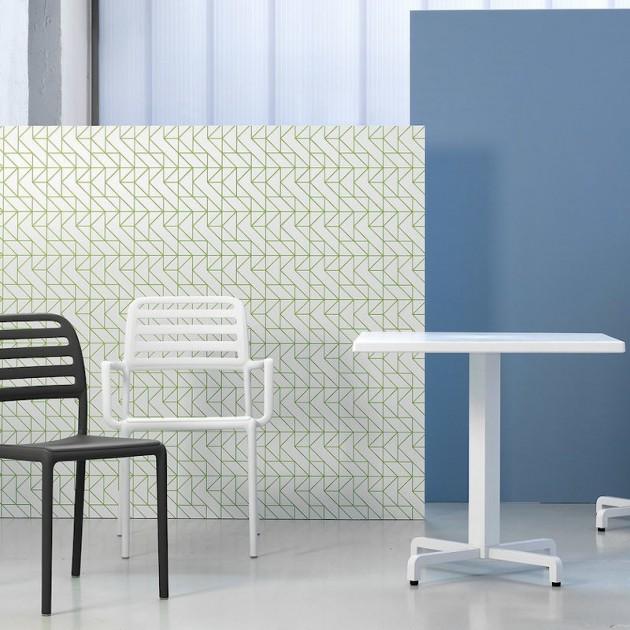 На фото: Стілець Costa Celeste (40244.39.000), Пластикові стільці Nardi, каталог, ціна