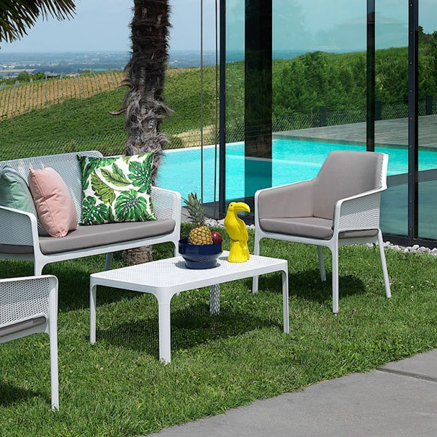 На фото: Подушка Shell Net Relax (36327.01.163), Декоративні подушки Nardi, каталог, ціна